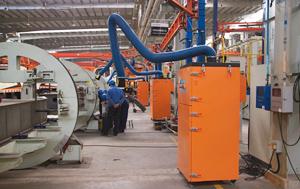 爱普特工业电焊应用
