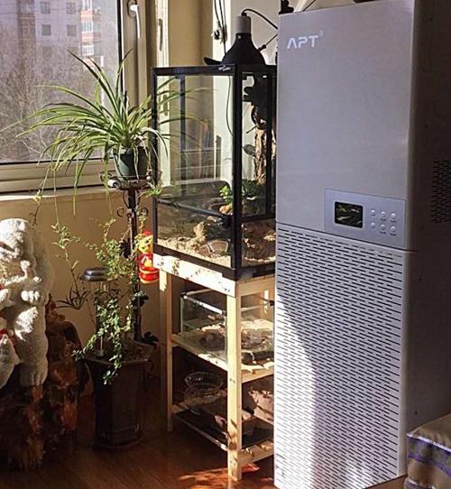 爱普特空气净化器家用应用