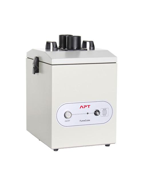 单/双工位锡焊烟雾净化器FC210D/S