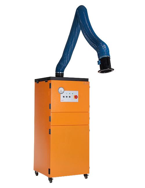 移动式电焊烟尘净化器IP 1500T