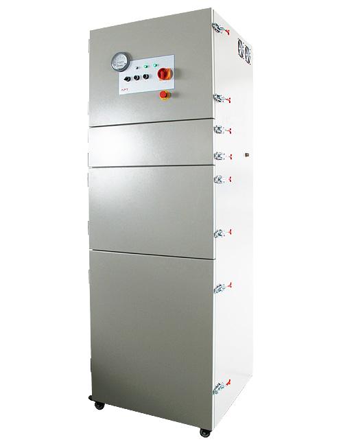 高负压激光烟雾净化器HP500T-PV-C