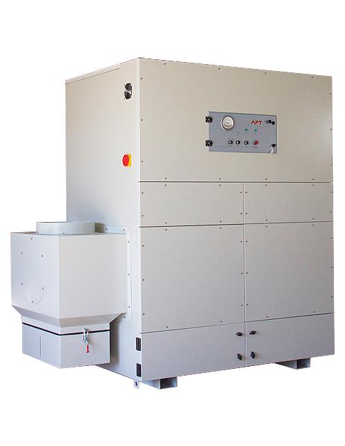 集中式烟尘净化器IP 9000T
